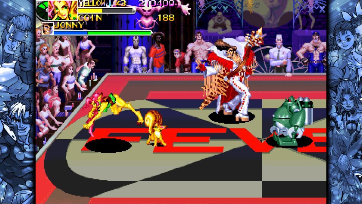 Capcom Beat-Em-Up Bundle