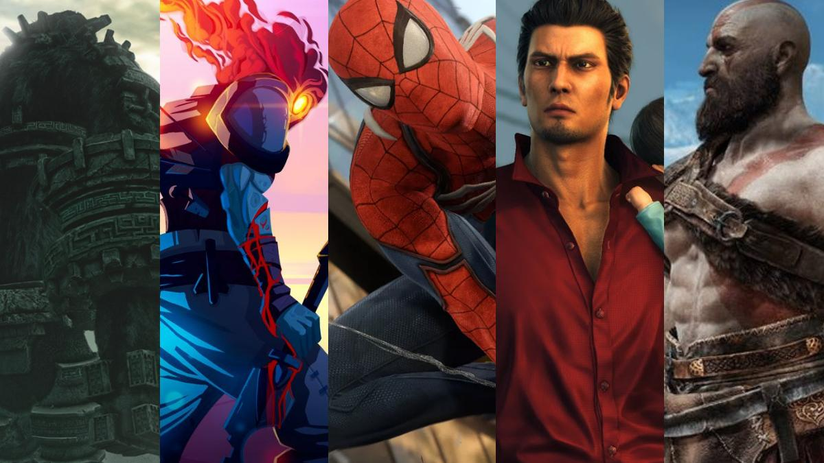 Best New Games 2018