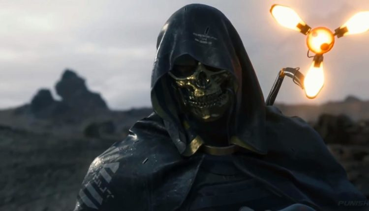 New Death Stranding Trailer Introduces Man in Golden Mask