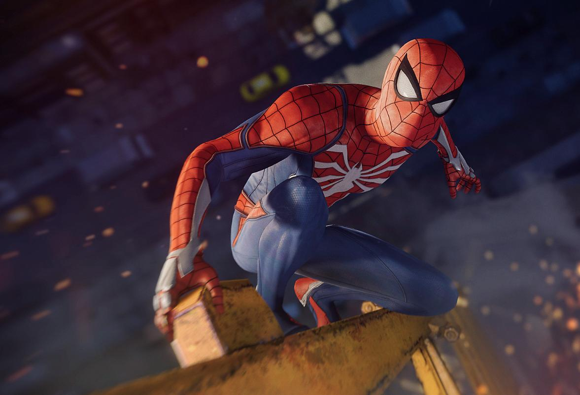 Marvel's Spider-Man Is One of the Best PS4 Action Games
