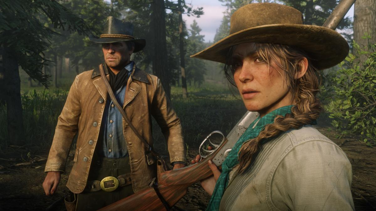 rockstar release new red dead redemption 2 screenshots