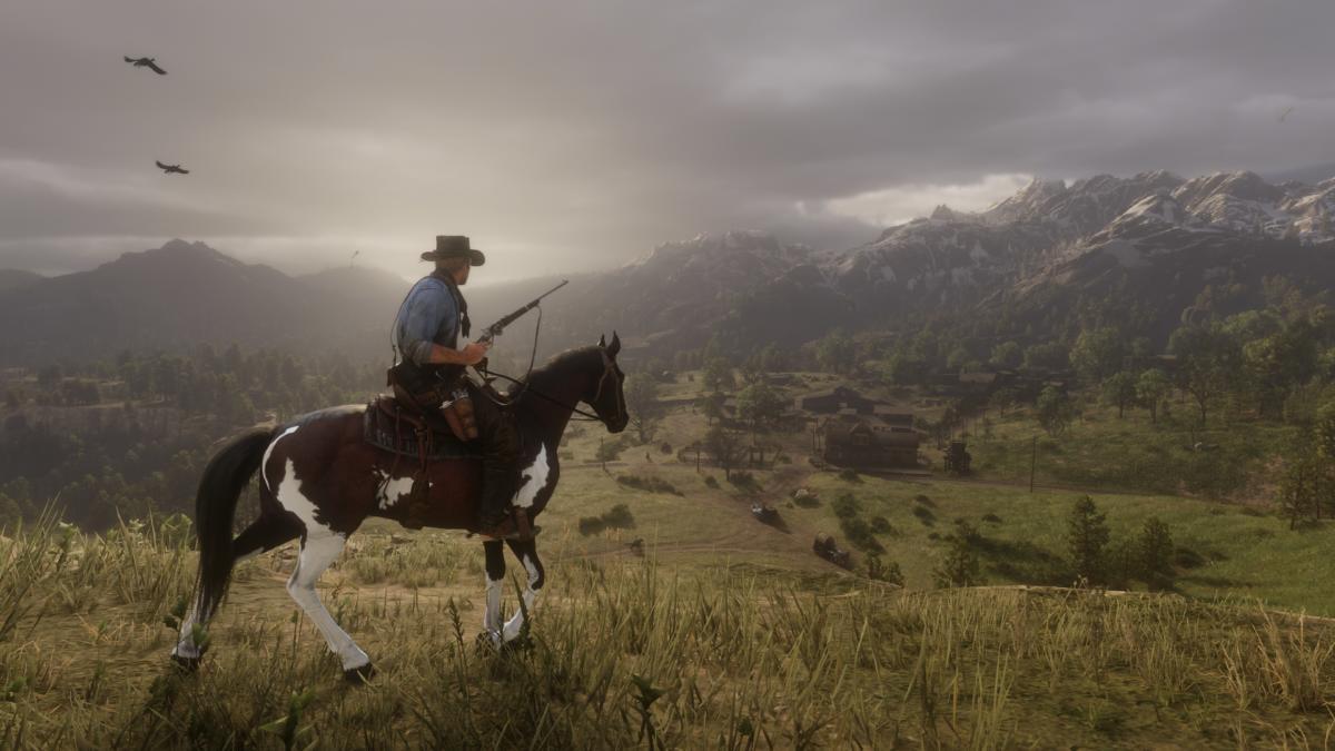 5 Red Dead Redemption 2 Single Player Dlc Ideas Cultured Vultures