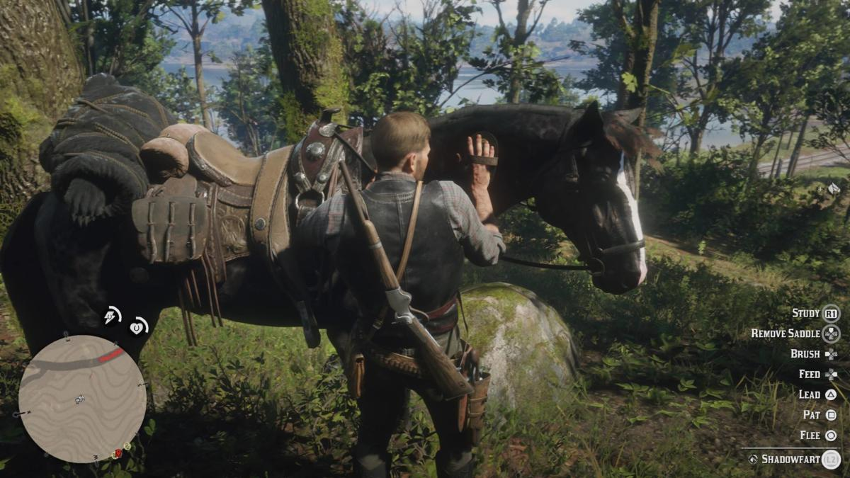 Red Dead Horses