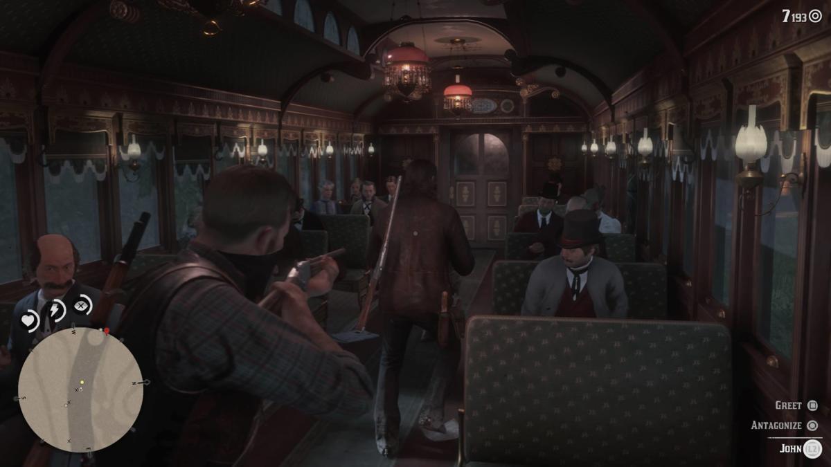 RDR train