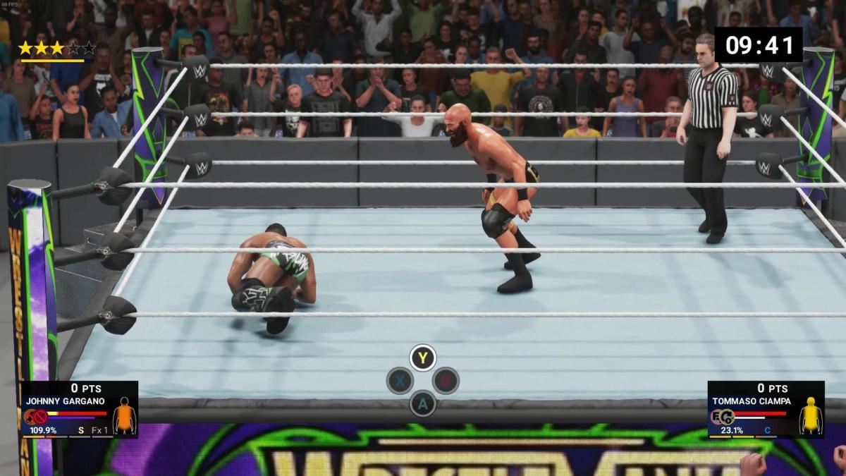 WWE 2k19 Payback