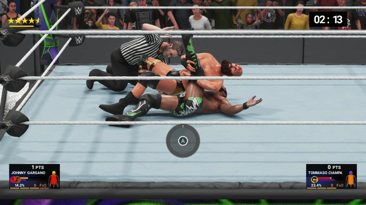 WWE 2k19 tips 6