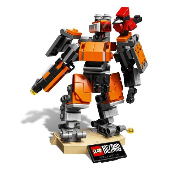 Overwatch Lego