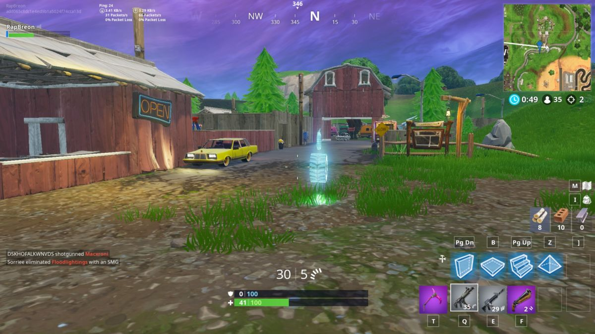 Fortnite Season 6 Guide Vehicle Timed Trials Locations Tips