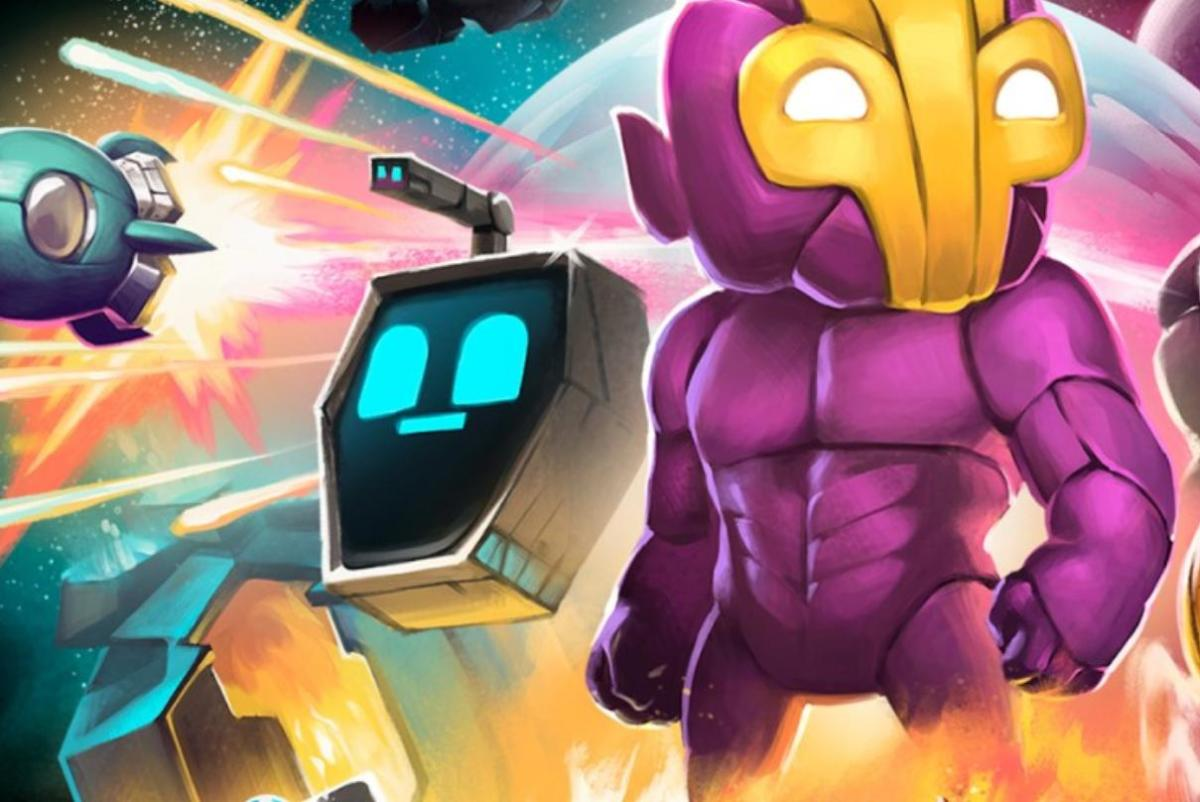 Crashlands Switch
