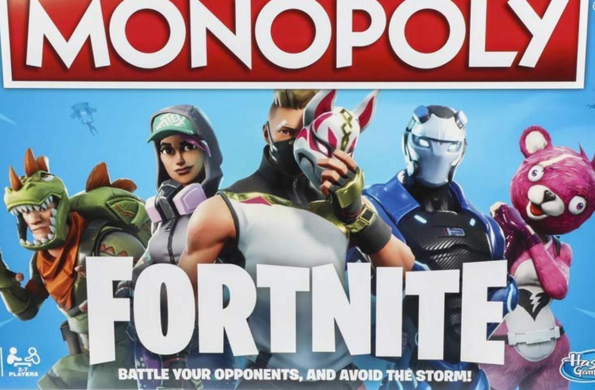 Forntite Monopoly