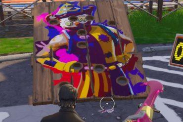 Fortnite carnival clown boards