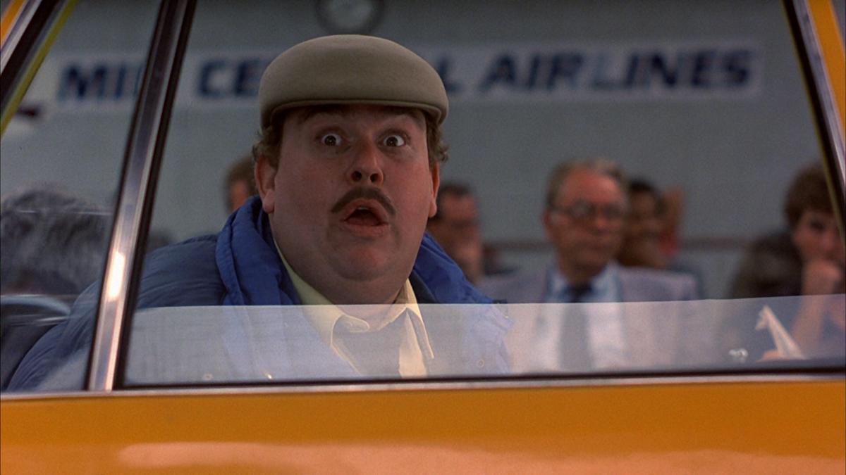 John Candy Planes Trains