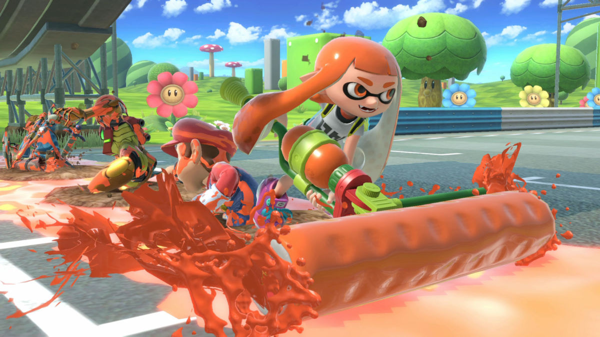 Police respond to Smash Bros noise complaint, end up playing
