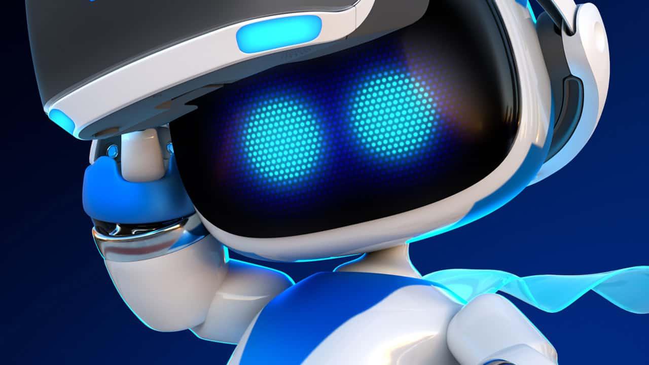 Astro Bot VR