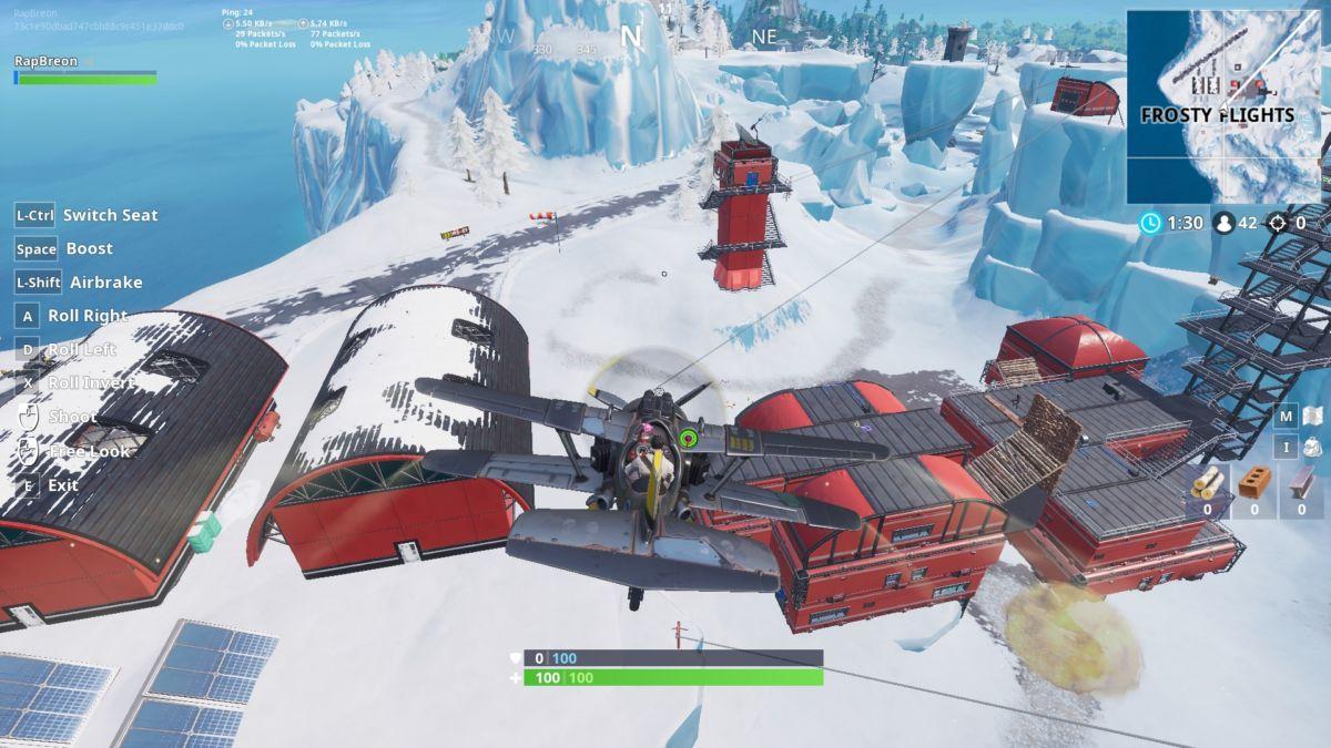 Frosty Flights