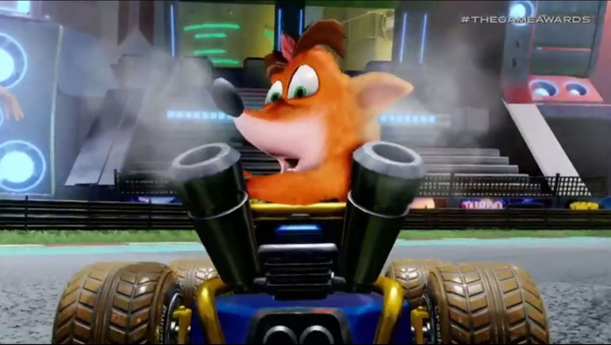 Crash Team Racing Nitro-Fueled Pre-Order Reveals Two Editions