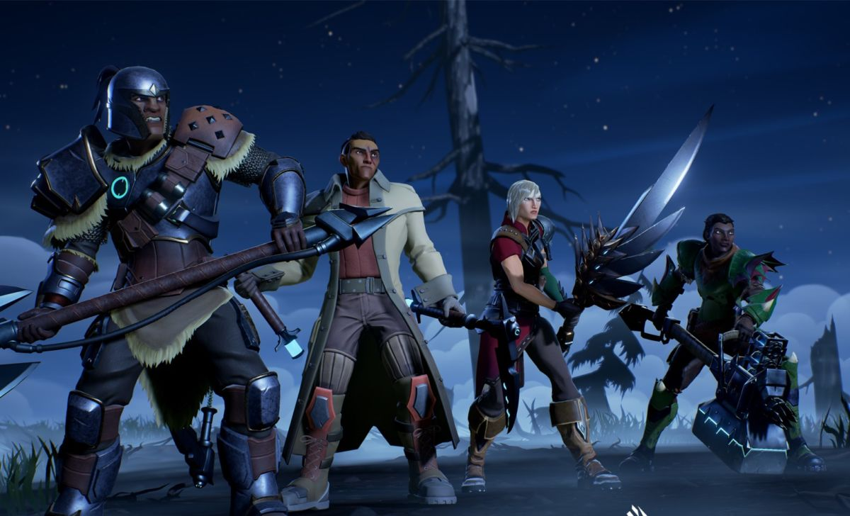 Dauntless to provide cross-platform play across all devices
