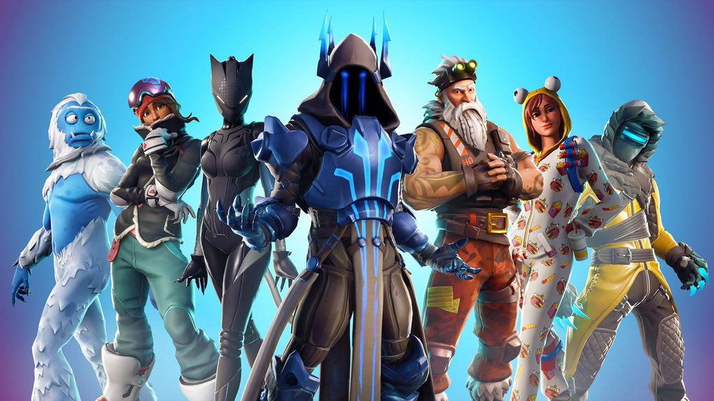Fortnite Season 7 Battle Pass Skins: Onesie, Zenith, Lynx