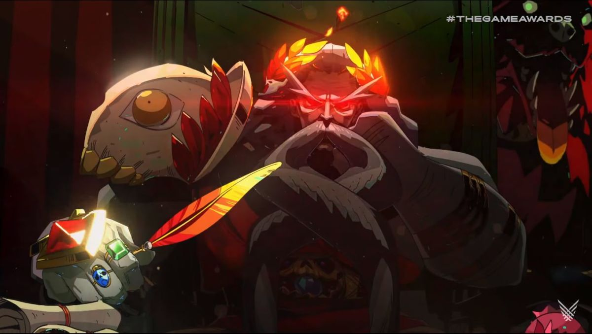 Hades is the next game from the folks behind Bastion