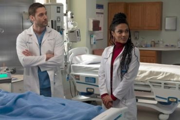 new amsterdam as long as it takes ryan eggold freema agyeman
