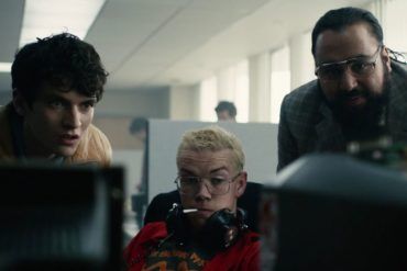 bandersnatch black mirror fionn whitehead will poulter Asim Chaudhry