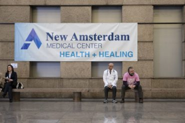 new amsterdam six or seven minutes