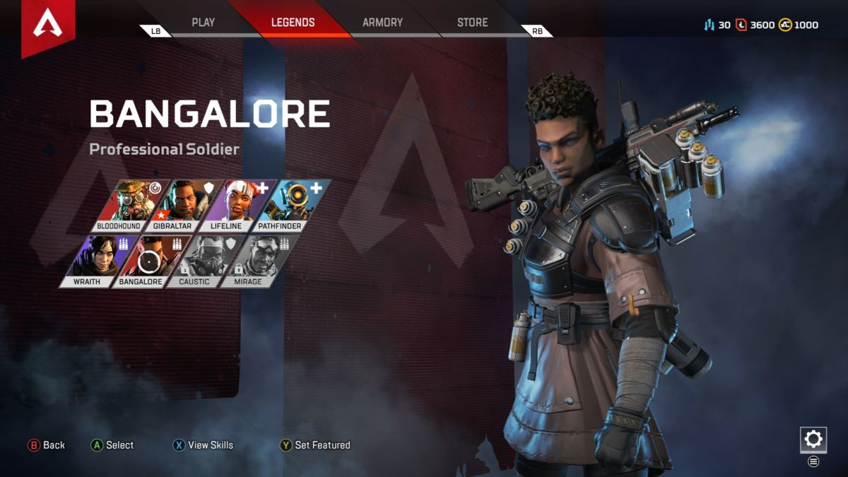 Book Cover Layout Bangalore : Apex legends bangalore guide abilities strengths