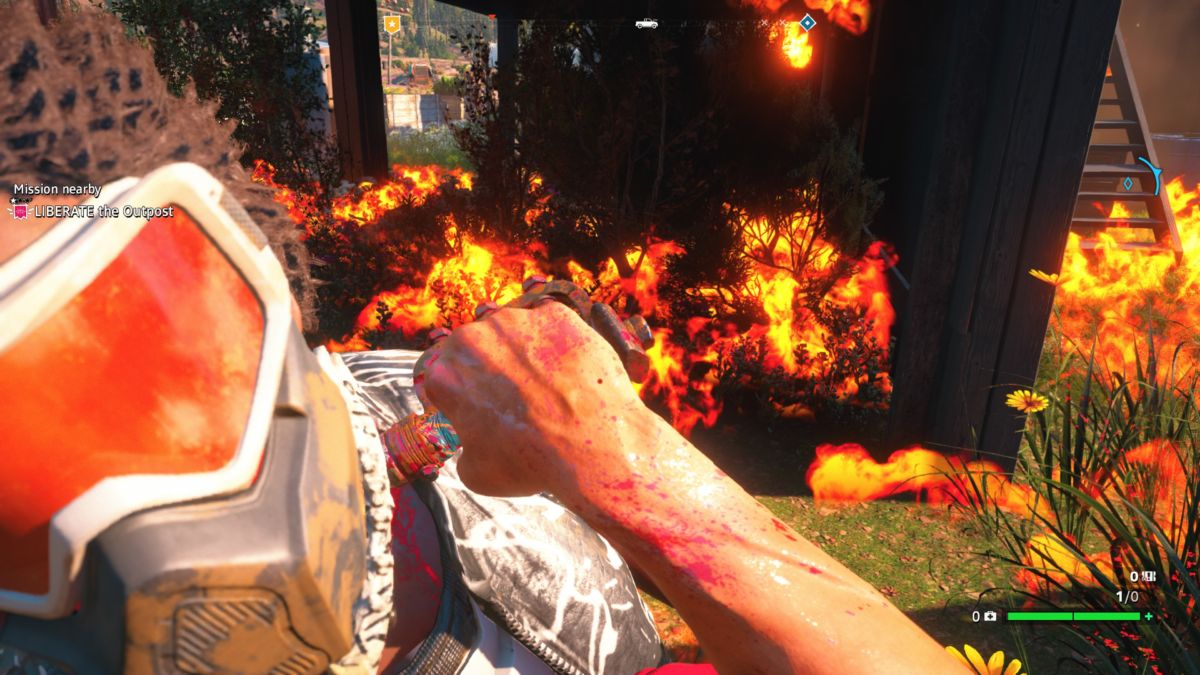 Far Cry New Dawn is an interesting experiment for the franchise that might tide Far Cry fans over for the time being.