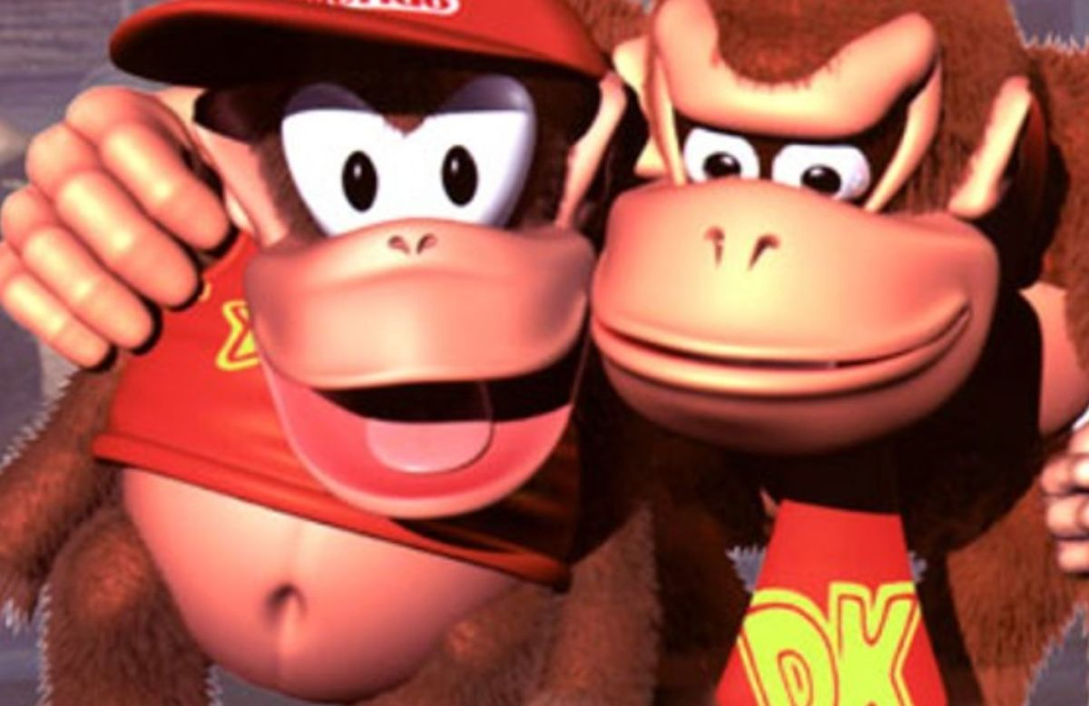 Donkey Kong Country 2 Diddy's Kong Quest