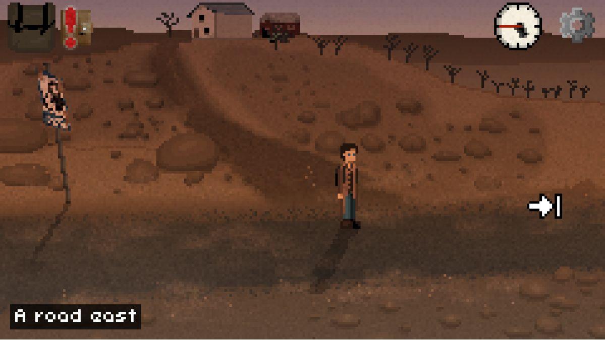 Don't Escape game