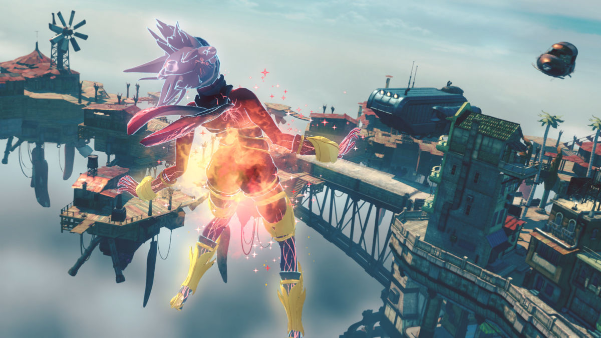 Gravity Rush 2: One of the Best PS4 Action Games