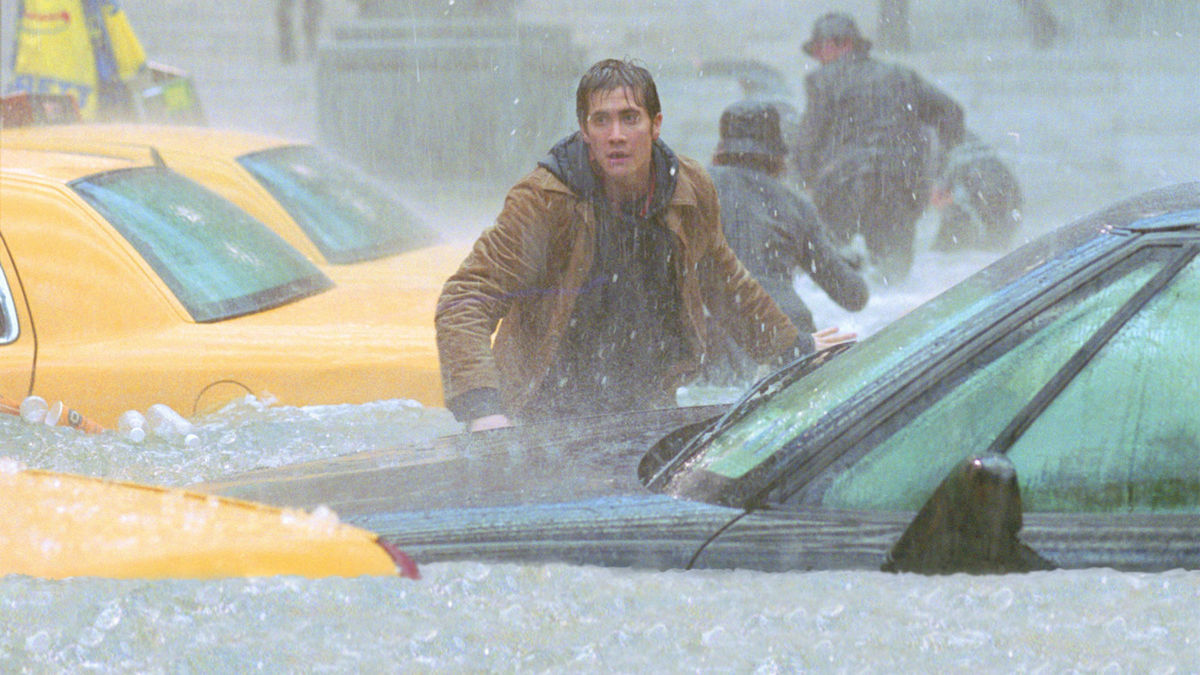 The Day After Tomorrow movie