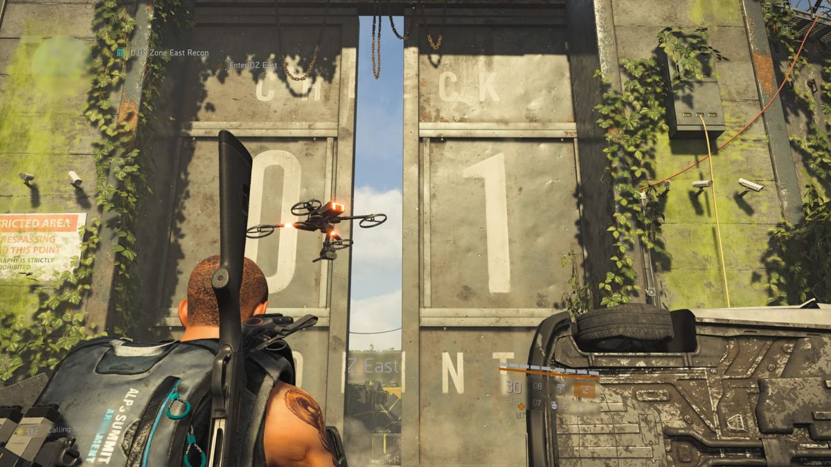 The Division 2 Dark Zone East