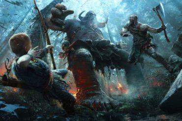 God of War: Best PS4 Action Games
