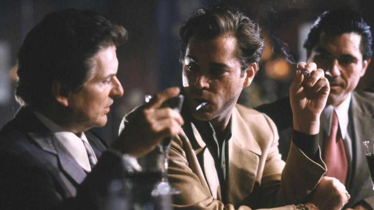 Goodfellas movie best gangster movies