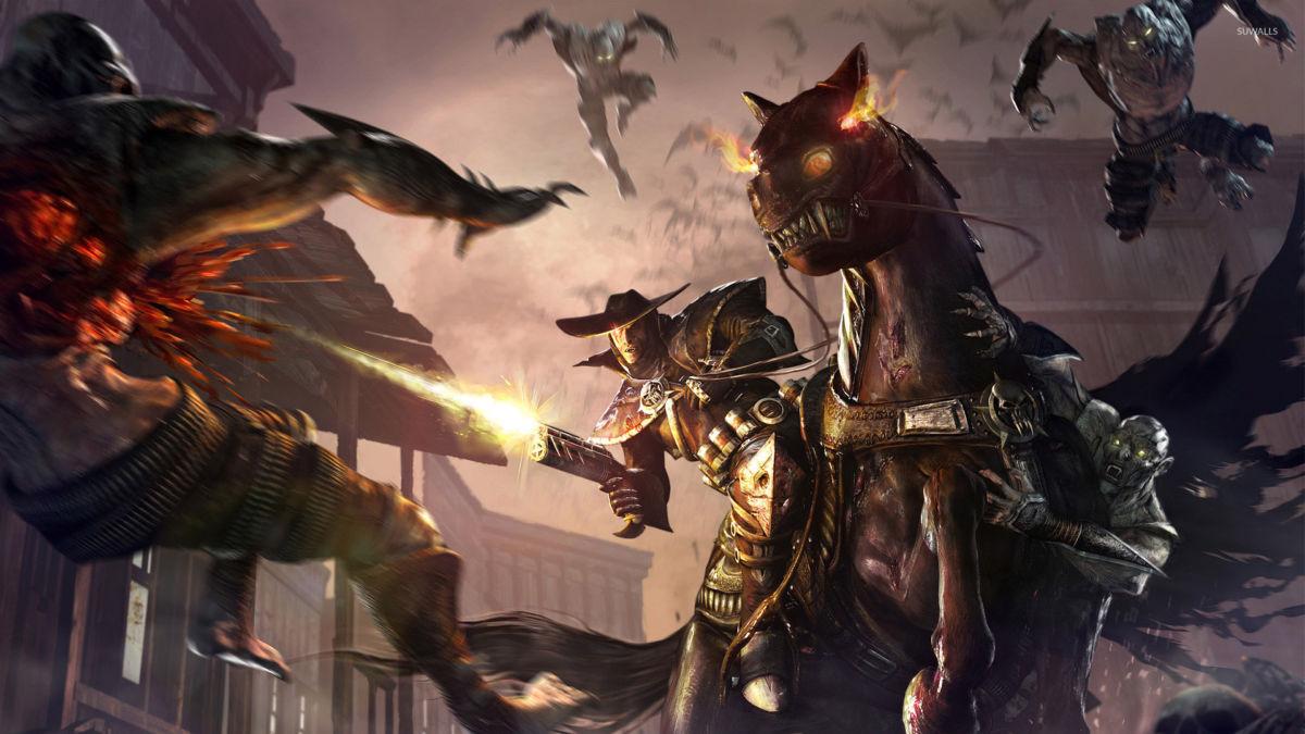 Darkwatch game