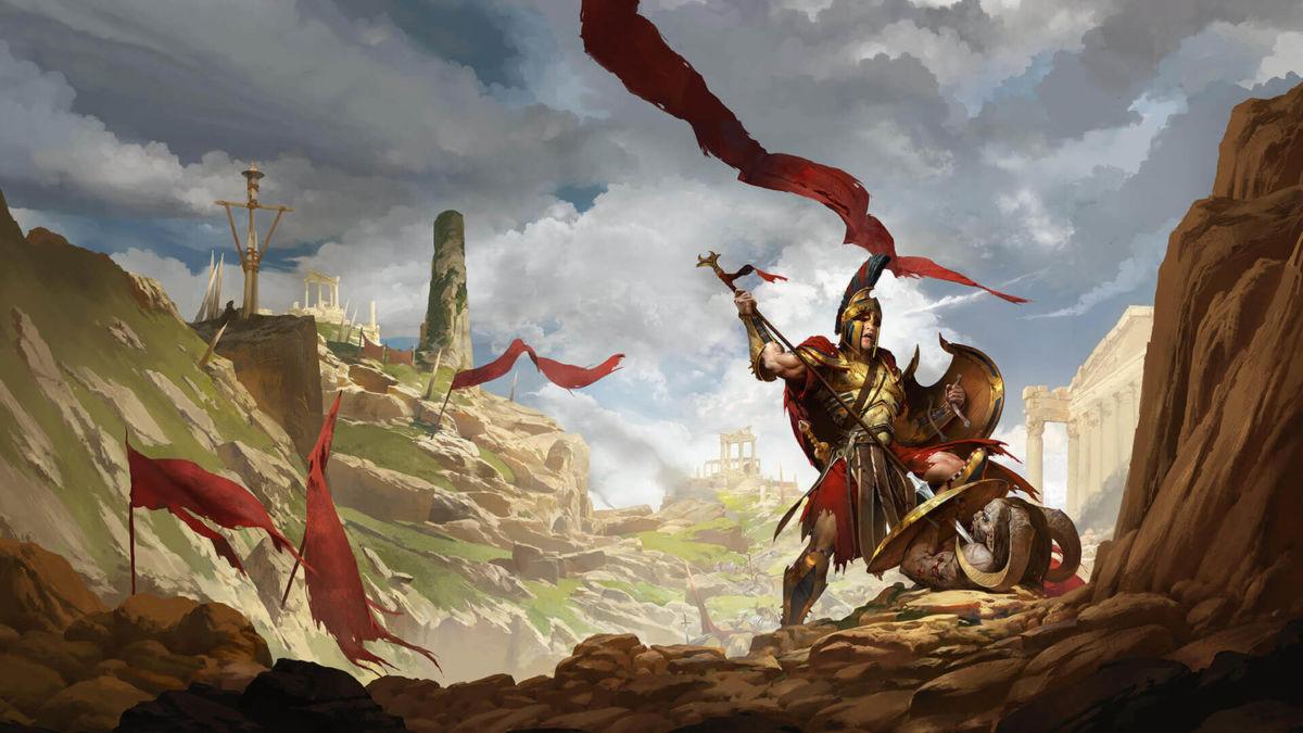 Titan Quest game