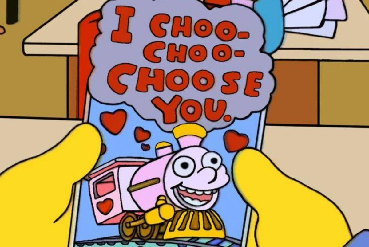 Choo Choo choose
