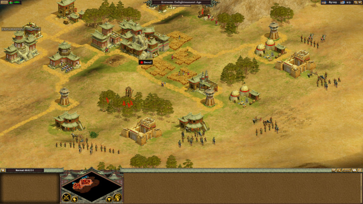 Rise of Nations Extended Edition