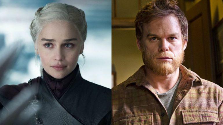 Thrones Dexter