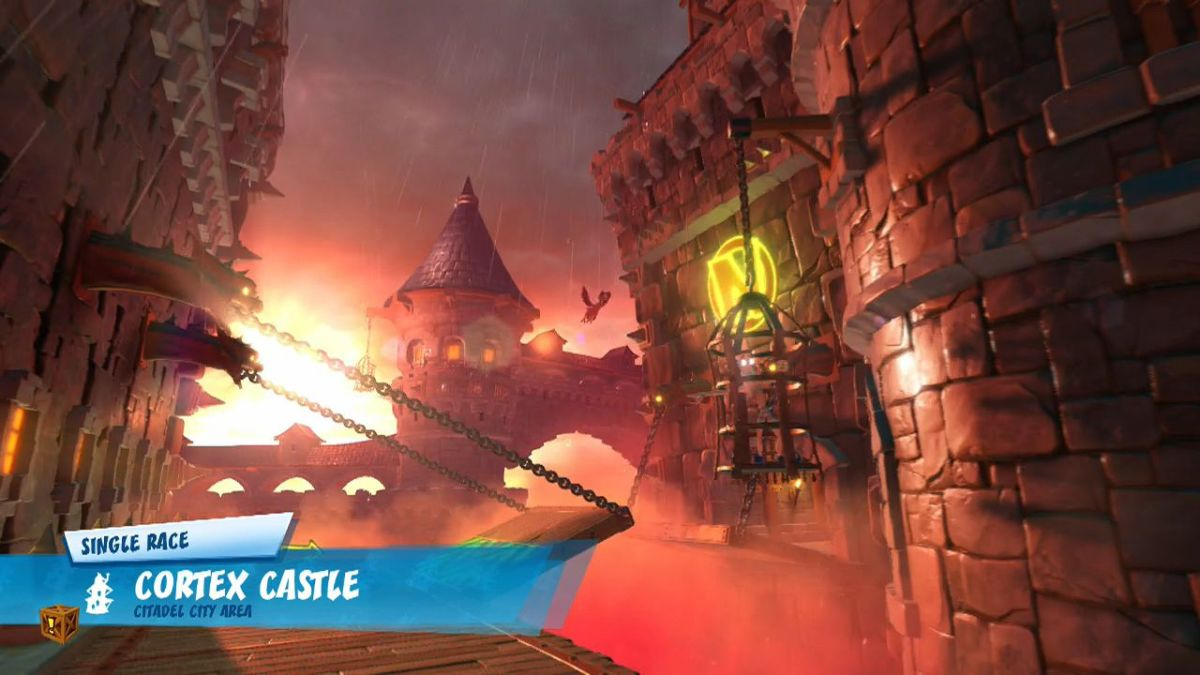 CTR - Cortex Castle Title