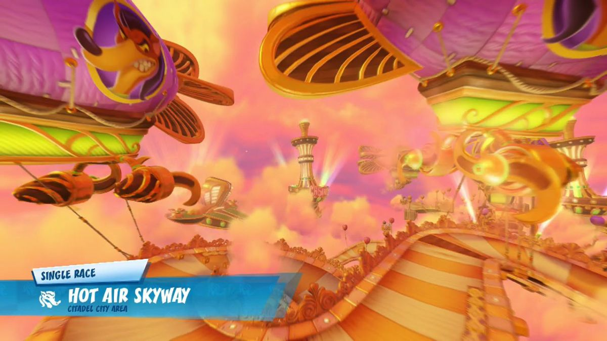 CTR - Hot Air Skyway Title