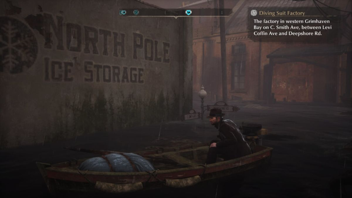The Sinking City review 2