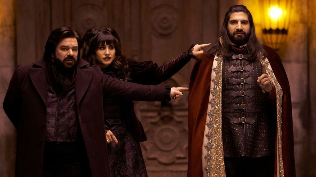 What We Do In The Shadows: Season 1 REVIEW - A Gleefully Gory Slice Of Life