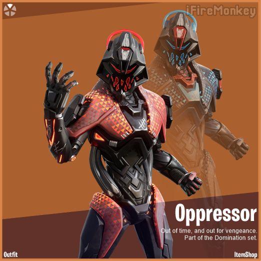 Fortnite Oppressor