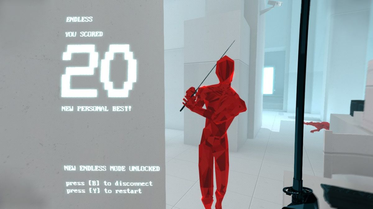 Superhot Switch review 2