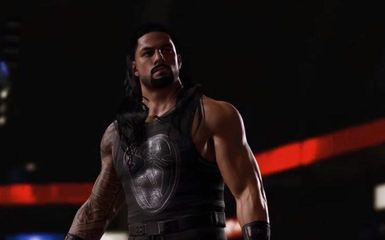 WWE 2K20 Roman Reigns