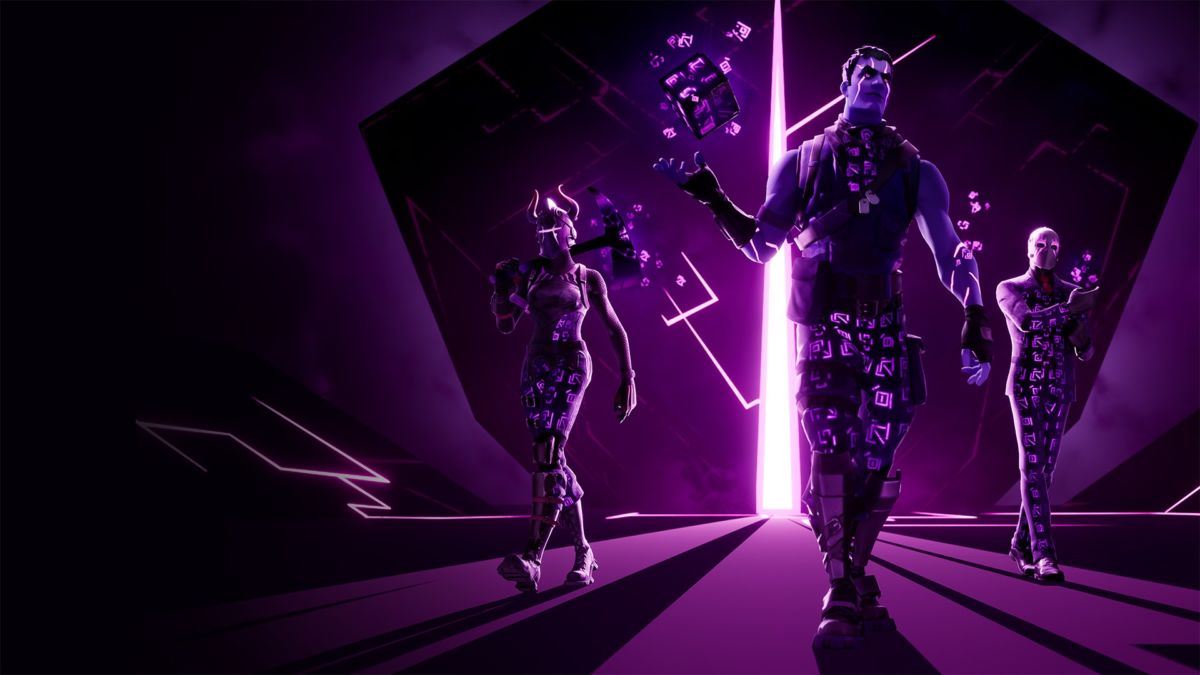 Fortnite Dark Reflections Pack