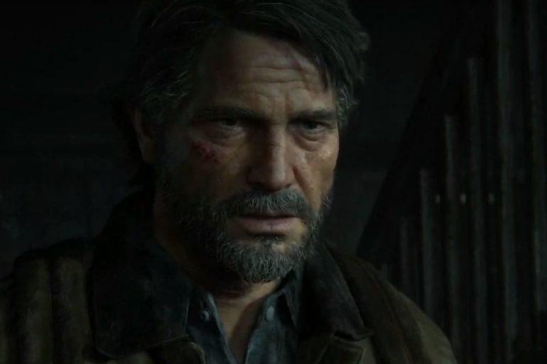 Joel The Last of Us 2