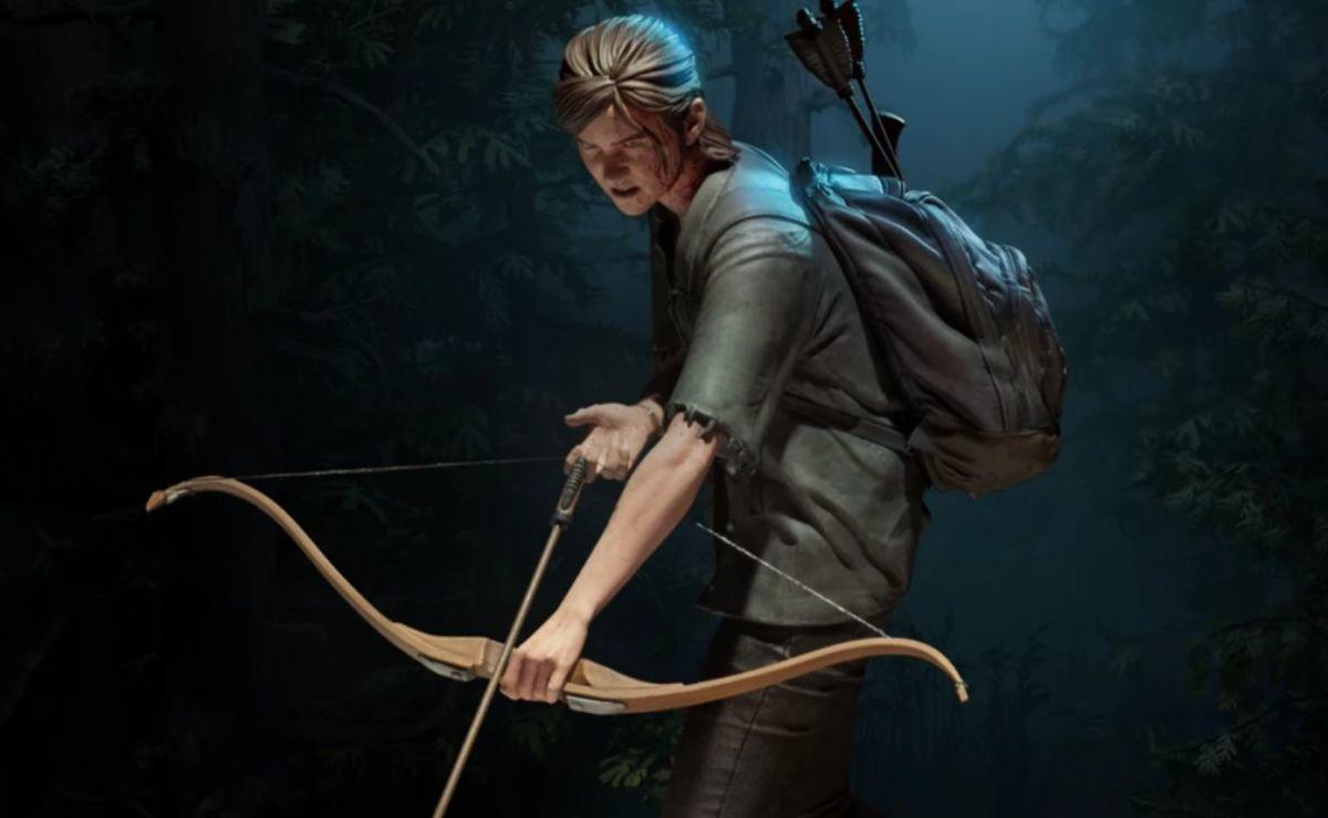 The Last of Us 2 ellie statue